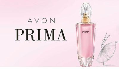 Парфюмированная вода Avon Prima
