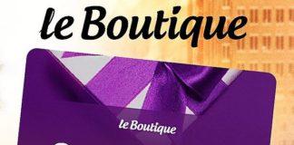 Sertifikat-le-Boutique